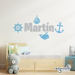 Infantiles / Nombres / El marinero