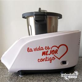 Robot de Cocina - La vida es mejor contigo