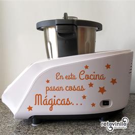 Robot de Cocina - Cosas mágicas