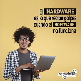 Videojuegos - El Hardware y el Software