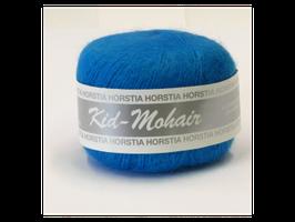 Kid-Mohair Farbe 115 brillantblau