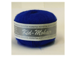 Kid-Mohair Farbe 110 royalblau