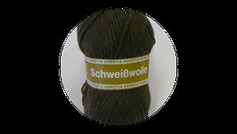 Horstia Schweißwolle F Farbe 89 braun