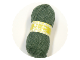 Shetland Farbe 14 olivgrün