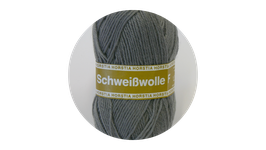 Horstia Schweißwolle F Farbe 51 grau