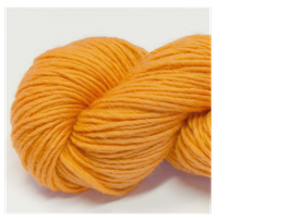 Horstia Lambswool Fb. 57 orange