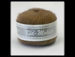 Kid-Mohair Farbe 106 blaßbraun