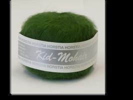 Kid-Mohair Farbe 141 tannengrün