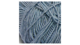 Horstia Lambswool-Dipdye Farbe 74 hellblau