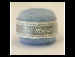 Kid-Mohair Farbe 119 hellblau