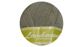 Horstia Lambswool dünn Fb. 177 grau