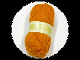 Shetland Farbe 9 orange