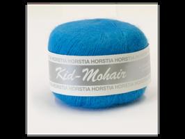 Kid-Mohair Farbe 114 türkisblau