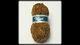 Horstia Tweed Farbe 11 braun