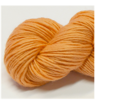 Horstia Lambswool Fb. 50 orange
