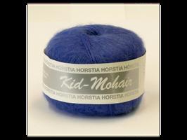Kid-Mohair Farbe 116 kobaltblau