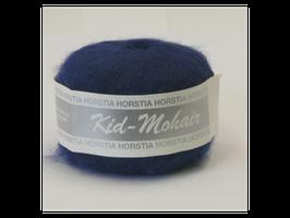 Kid-Mohair Farbe 109 graublau