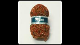 Horstia Tweed Farbe 12 rötlich