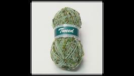 Horstia Tweed Farbe 18 beige-mint