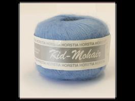 Kid-Mohair Farbe 118 brillantblau