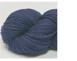 Horstia Lambswool Fb. 2 dkl blau