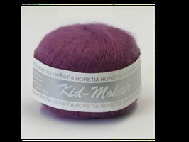 Kid-Mohair Farbe 138 purpurviolett