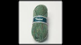 Horstia Tweed Farbe 15 grün
