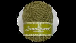 Horstia Lambswool dünn Fb. 176 oliv grün