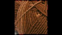 Horstia Lambswool-Dipdye Farbe 65 braun