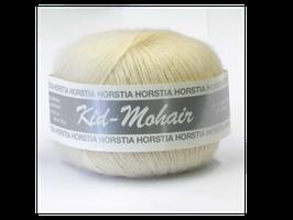 Kid-Mohair Farbe 101 natur weiß