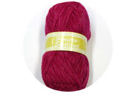 Shetland Farbe 23 fuchsia