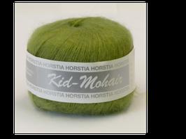 Kid-Mohair Farbe 142 blaßgrün
