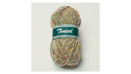 Horstia Tweed Farbe 1 natur-beige