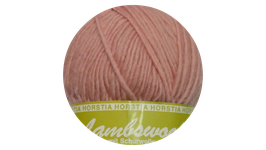 Horstia Lambswool dünn Fb. 167 rosa
