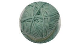 Horstia Quick Farbe 61 türkisgrün meliert