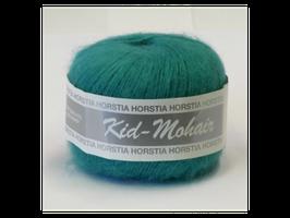 Kid-Mohair Farbe 121 opalgrün