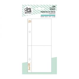 Pochettes Story Book  7.62x20.32 cm. - 3x8 -