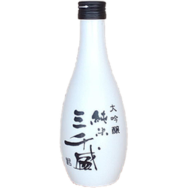 Michi Sakari (Junmai Ginjo) 30 cℓ