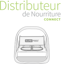 Distributeur connect