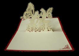 Lutins-papillons amoureux