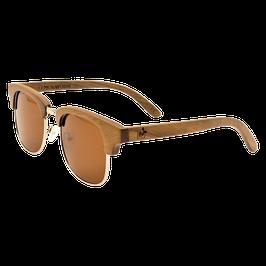 """Sonnenbrille aus Walnussholz, """"Bridge Walnut"""""""