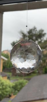 Bergkristall-Lichtkristall, Kugel - 4