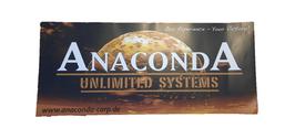 Anaconda Aufkleber 50x20cm
