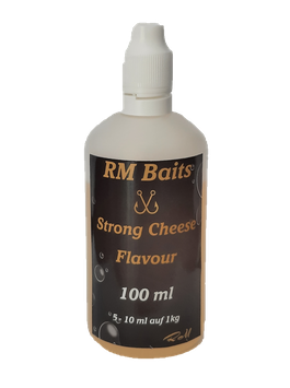 RM Strong Cheese Flavour 100ml