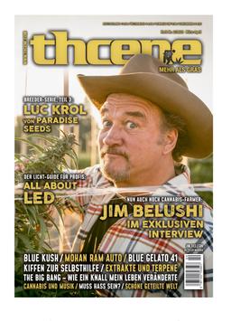 THCENE - aktuelle Ausgabe