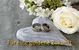 Für eine goldene Zukunft mit  einem Diamanten-unterschiedliche Qualität- M8D