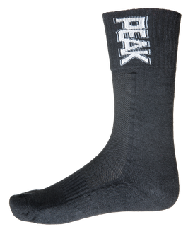 PEAK Socks Mid Black
