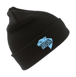 BasCats Wintermütze mit Logo (gestickt)
