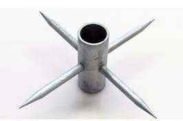 ADE Stahligel zu Gitterrostsicherung GRH-KS