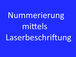 Nummerierung der Ausweismedien